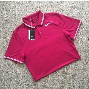 Nike Dri-Fit Modern Transition Men Golf Polo Shirt